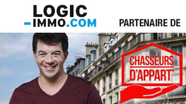Logic-Immo.com sponsorise «Chasseurs d'appart'», le nouveau programme estival de M6 - © D.R.