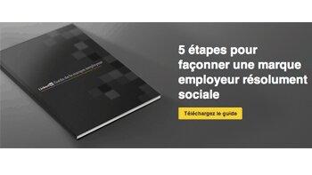 Le Guide de la Marque Employeur en 5 étapes - D.R.