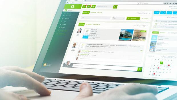 Le logiciel Apimo compte plus de 25 000 utilisateurs actifs - © georgejmclittle - Fotolia