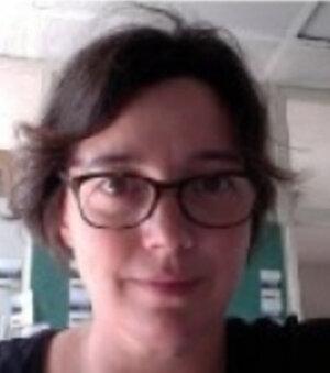 Florence Courtois chargée de mission orientation, accompagnement, réussite à l'UGA - © D.R.