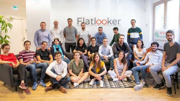 L'équipe de Flatlooker - © DR