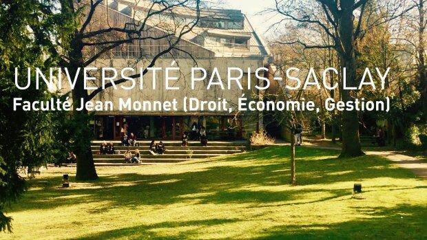 Université Paris Saclay - Faculté Jean Monnet - © D.R.