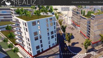 REALIZ3D promeut le Grand Paris avec une maquette 3D innovante