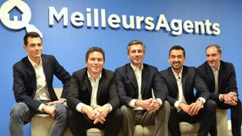 MeilleursAgents lève 7 millions d'euros et souhaite «clarifier son offre» - © D.R.