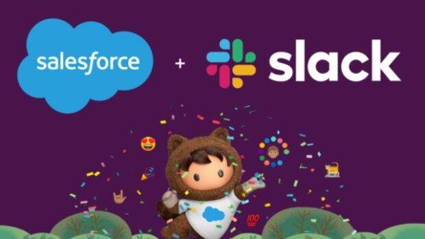 Le deal de l'année 2020 dans le numérique: Salesforce rachète Slack - © D.R.