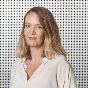 Fanny Cygan est responsable print et digital à l'EM Strasbourg - © Agence Preview