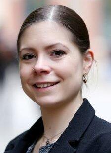 Christelle Théron est également maîtresse de conférences en sciences de gestion - © D.R.