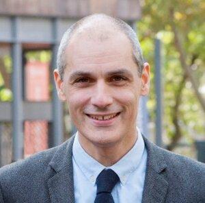 Arnaud Magnin est directeur des relations alumni à Sorbonne Université - © linkedin