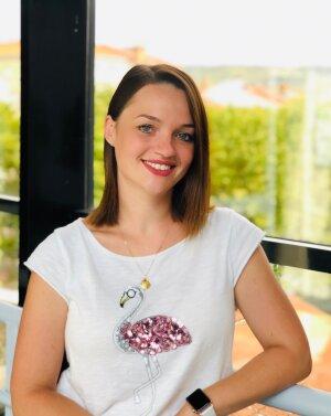Audrey Esteves, responsable des relations internationales de l'ESC Clermont - © ESC Clermont