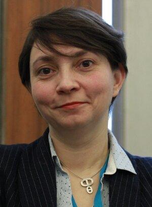 Perrine de Coetlogon, experte blockchain et ancienne avocate