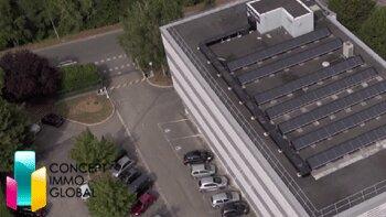 Les drones débarquent dans l'immobilier - D.R.