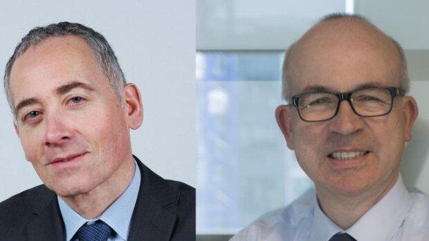 Inetum: Martin Hubert, Head of Software, et Stéphane Dubois, Vice President Software Private Sector - © D.R.