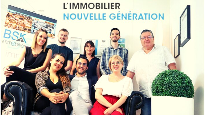 BSK Immobilier : 10 ans - DR