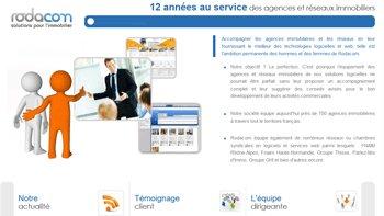 L'offre d'emploi de la semaine: Ingénieur Commercial, H/F, Logic-immo, France