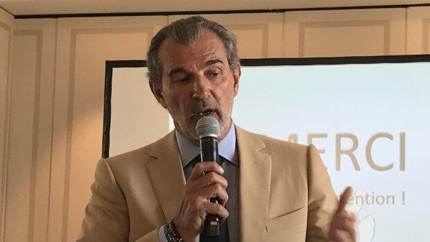 Laurent Vimont, président de Centiry 21