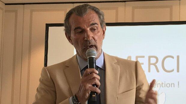 Laurent Vimont, président de Century 21 - © BB