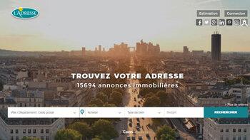 L'immobilier neuf inspire le réseau L'Adresse - D.R.