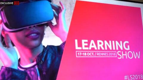 Vidéo - Le Learning Show explore les apprentissage de demain! - D.R.