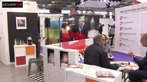 Vidéo: les tendances fortes du salon Solutions RH - D.R.
