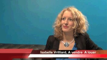 4 min 30 avec Isabelle Vrilliard, directrice générale d'A Vendre A Louer - D.R.