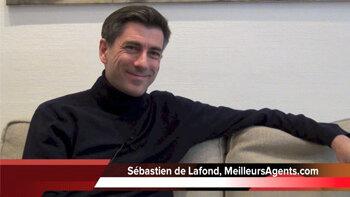 4 min 30 avec Sébastien de Lafond, fondateur de MeilleursAgents.com - D.R.