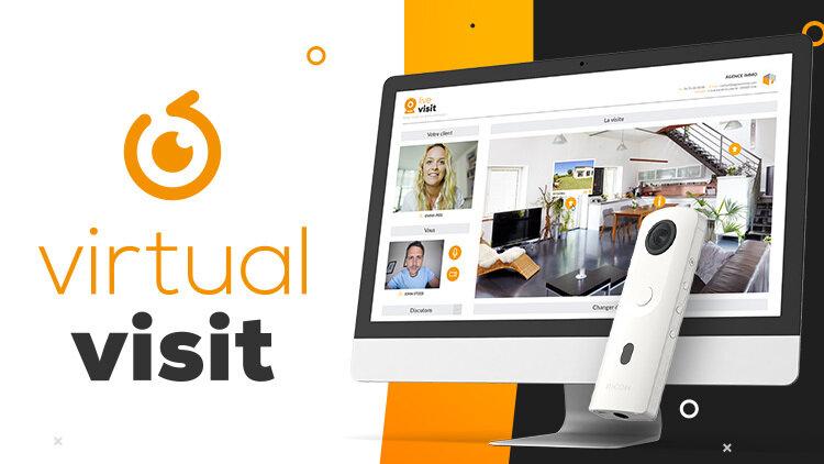 Virtual visit -