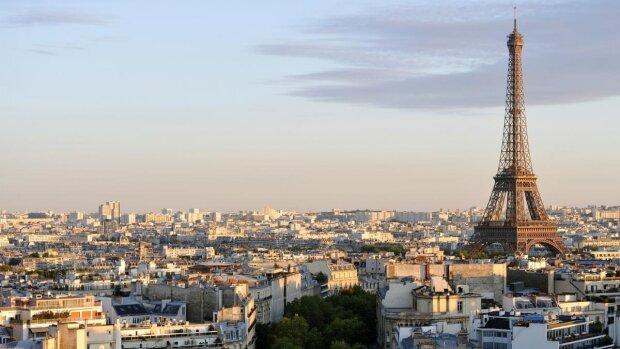 Vue aérienne de Paris - © D.R.