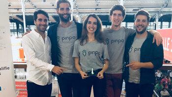 Pinpo remporte le trophée de la start-up RENT 2017 - © D.R.
