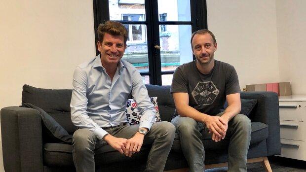 Olivier Duverdier et Jeremy Girard, cofondateurs de Kaliz - © D.R.