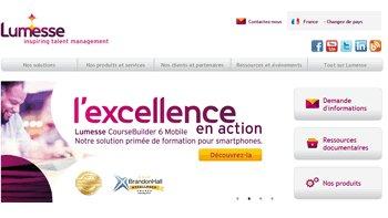 CourseBuilder de Lumesse : un outil de création de contenu plus mobile - D.R.