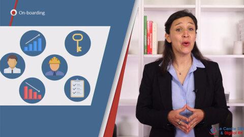 Vidéo - MOOC SIRH: Comment digitaliser l'onboarding? - D.R.