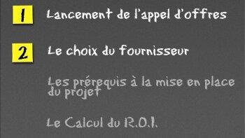 Digitalisation de la formation : le choix du fournisseur - D.R.