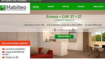 Acheter un logement neuf depuis son mobile: c'est le pari fou d'Habiteo - © D.R.