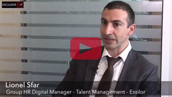 Vidéo : Essilor dévoile son projet de talent management - D.R.