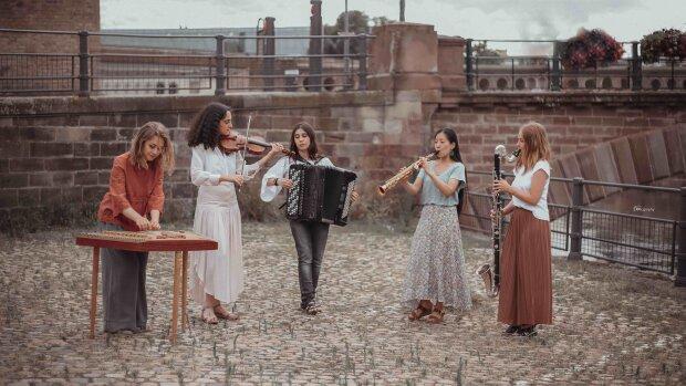 L'ensemble féminin strasbourgeois Intercolor, à l'affiche de Musica cette année. - © Flora Grigoryan