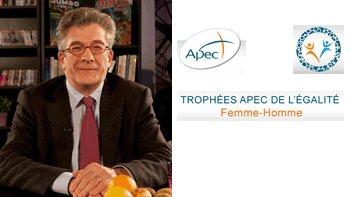 «Les trophées APEC de l'égalité femme-homme peuvent favoriser la motivation et la reconnaissan