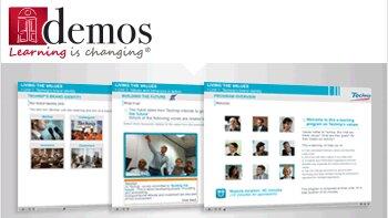 Le e-learning pour booster les valeurs d'entreprise - D.R.