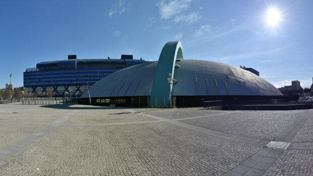 Le Dôme accueillera les 1 000 volontaires, avec une capacité de 8 500 spectateurs. - © Ange Lorente