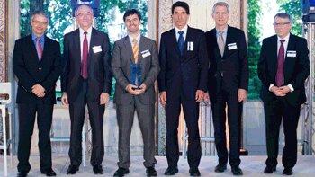 Pernod Ricard remporte le Trophée du Capital Humain 2013