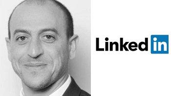 """""""Nous ouvrons la cooptation à nos 380 millions de membres"""", Xavier Oliel, LinkedIn - D.R."""