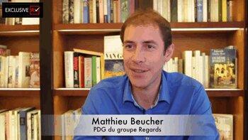3 min avec Matthieu Beucher, Klaxoon - © D.R.
