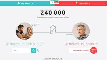 SeLoger lance un portail 100% dédié à la location