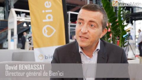 Vidéo: 3 min avec David Benbassat, Bien'ici - D.R.