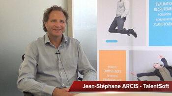 4 min 30 avec Jean-Stéphane Arcis, PDG de TalentSoft - D.R.