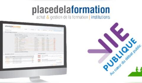 Place de la Formation vise le service public