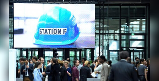 Les start-up RH font leur rentrée à Station F! - D.R.