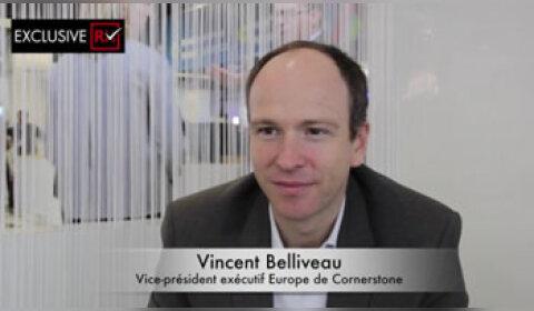 3 min avec Vincent Belliveau, Cornerstone
