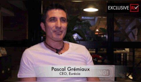 3 min avec Pascal Grémiaux, Eurécia
