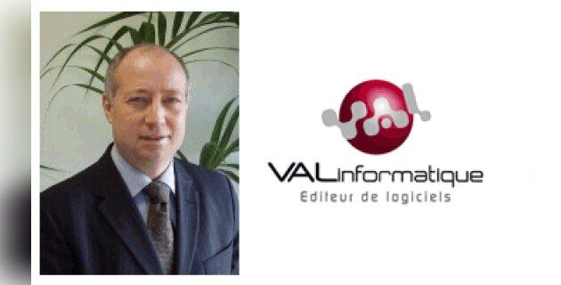 Val Informatique enregistre des ventes record en 2014 - D.R.