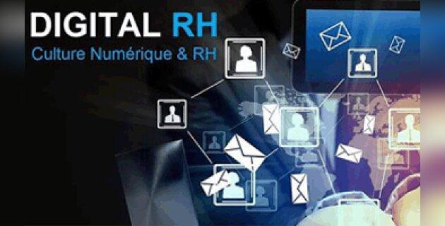 Digital RH - Les effets de la digitalisation sur l'organisation du travail - D.R.